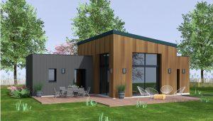Maison en bois 44