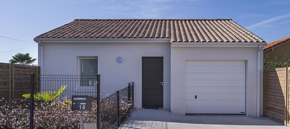 Maison pour investisseur construite à Saint-Sébastien-sur-Loire