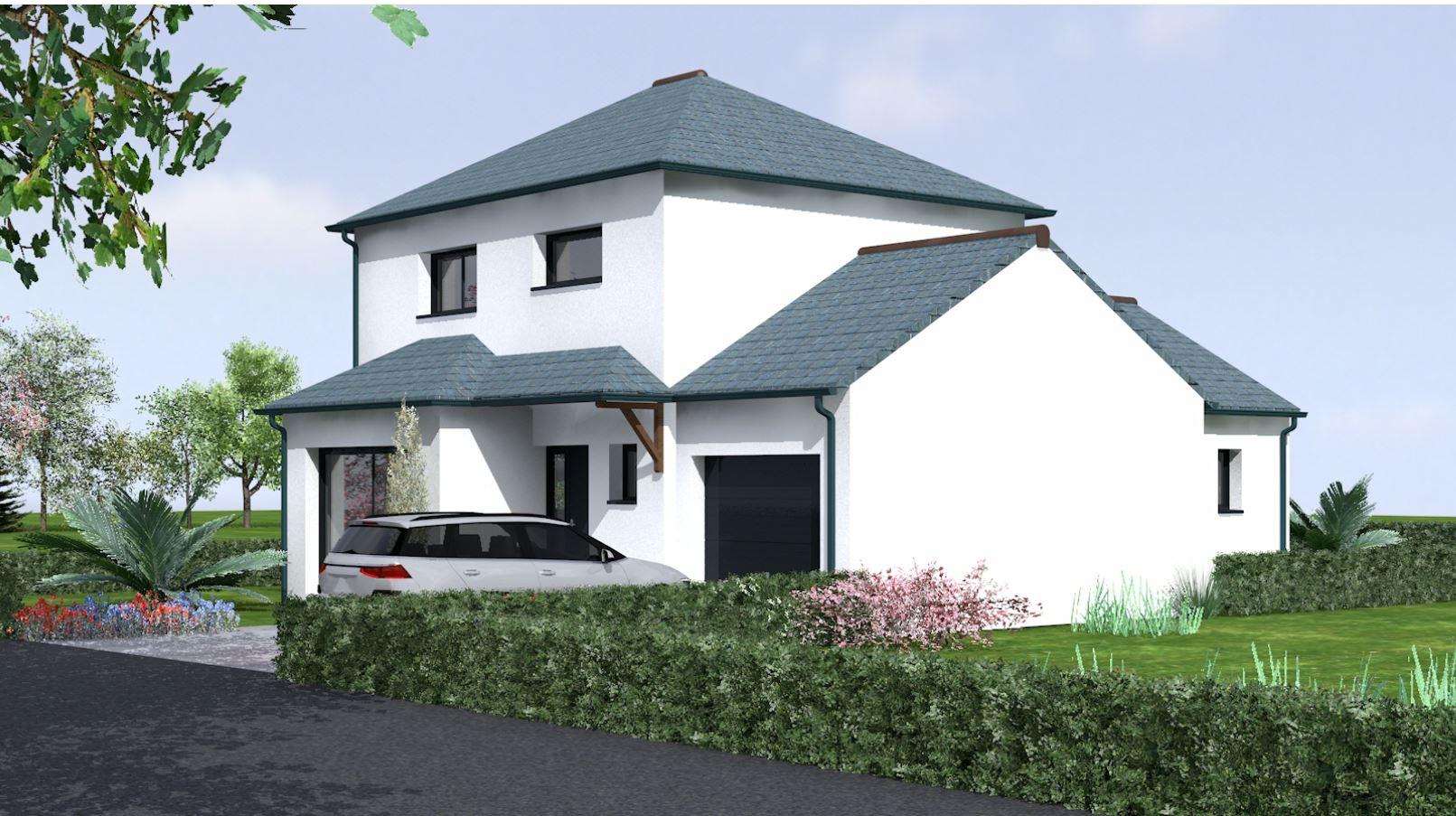 Terrain et Maison à construire – Sautron