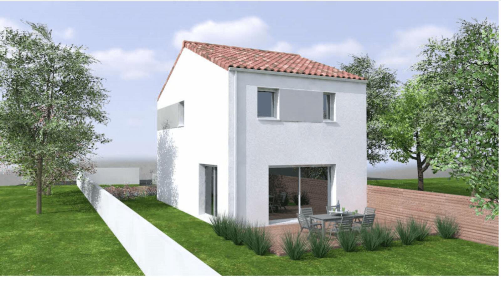 Terrain et Maison à construire – La Baule-Escoublac