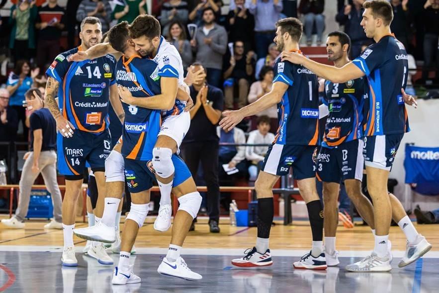 Berthelot Constructions partenaire du NRMV - Nantes Rezé Métropole Volley
