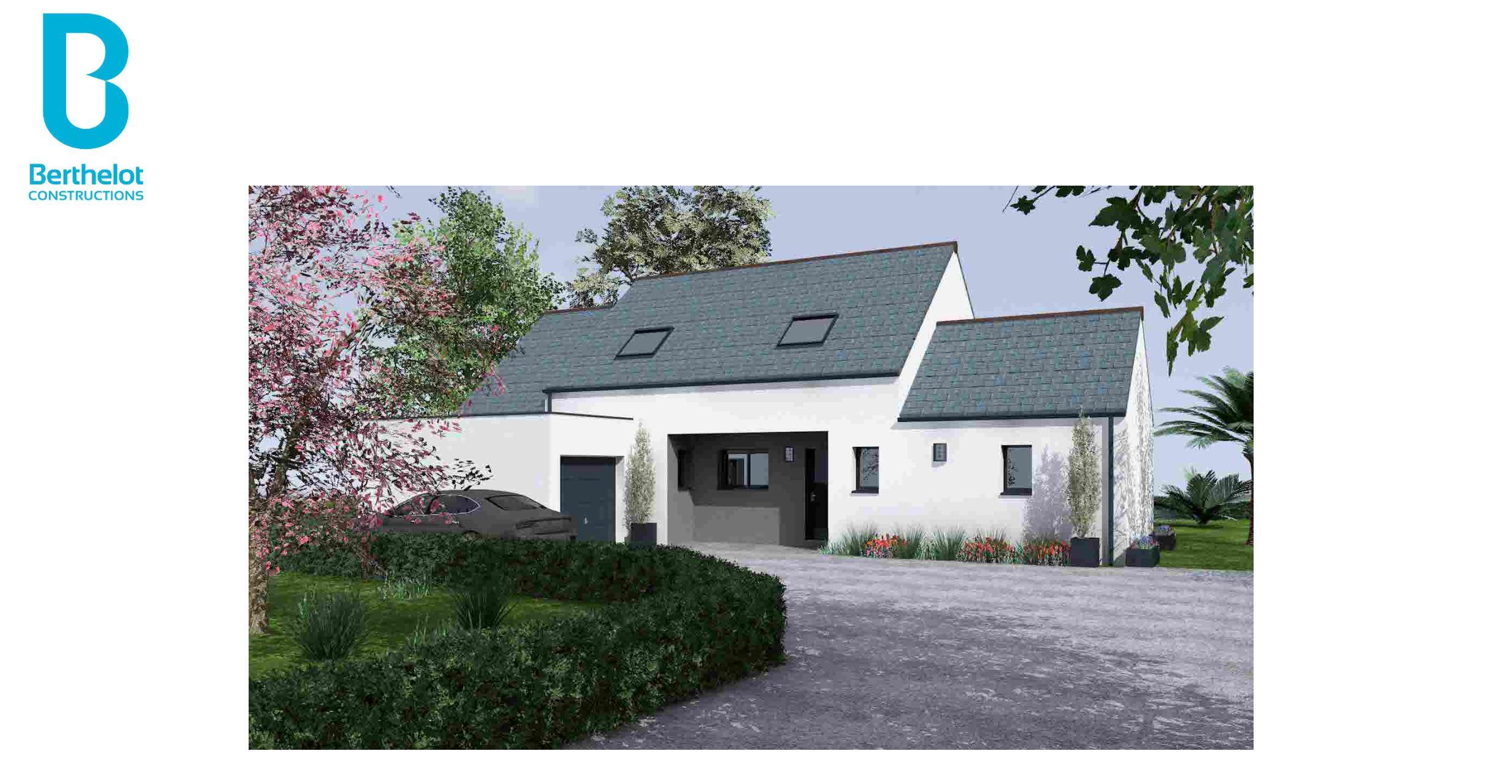 Terrain et Maison à construire – Savenay