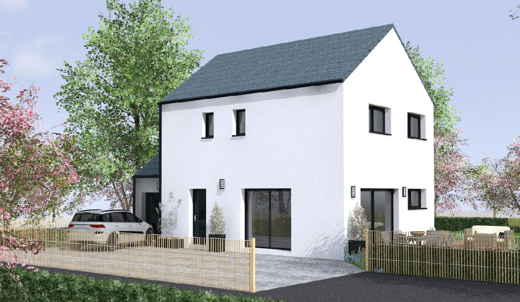Terrain et Maison à construire – Saint-Mars-du-Désert