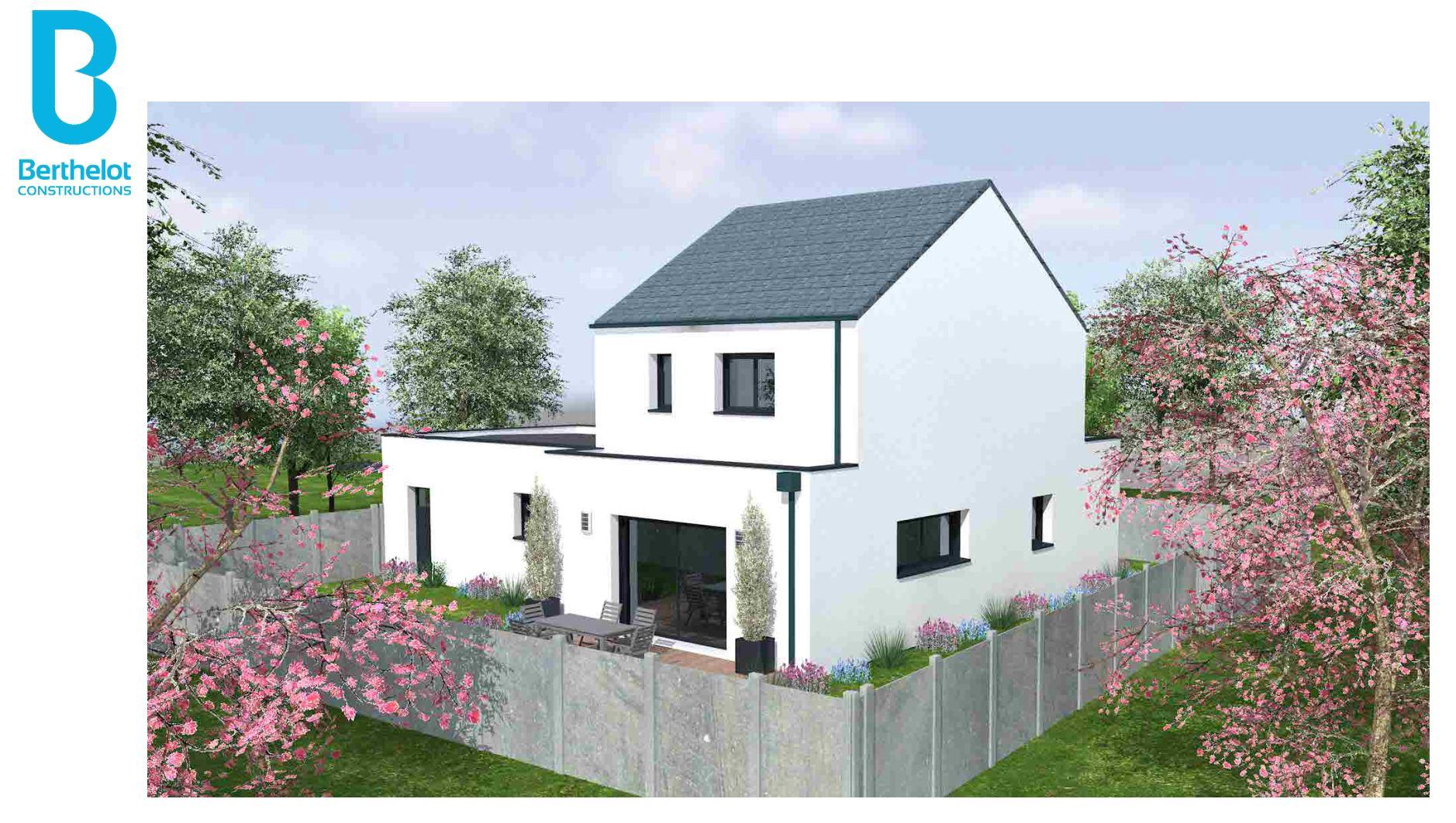 Terrain et Maison à construire – Saint-Étienne-de-Montluc