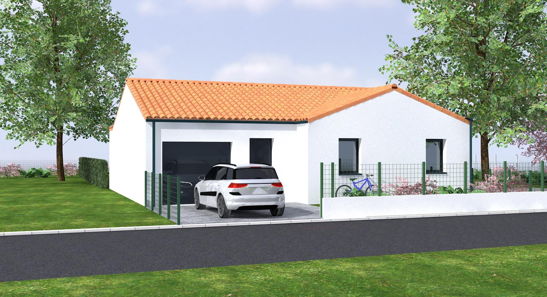 Terrain et Maison à construire – Ancenis