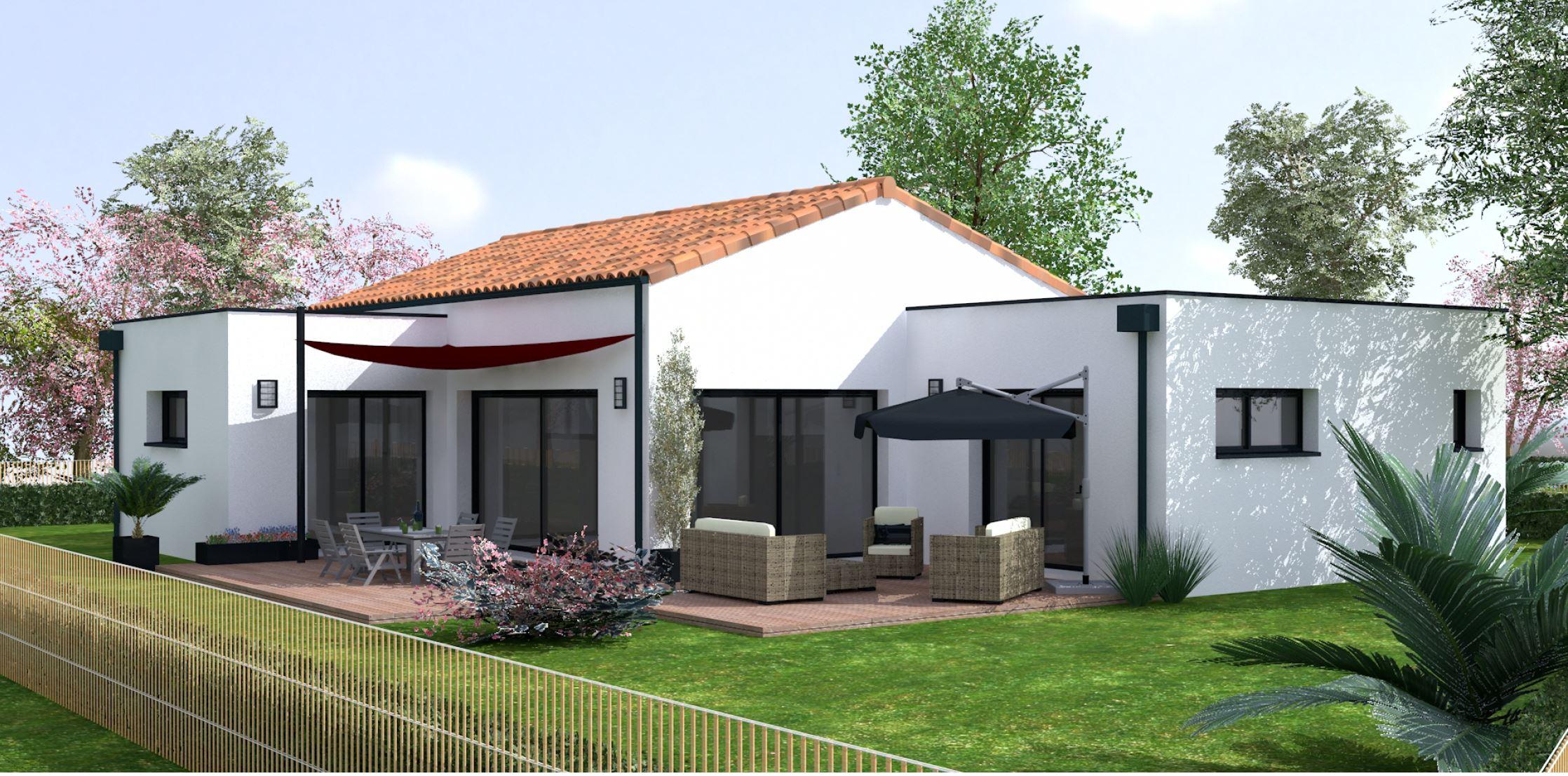 Terrain et Maison à construire – Le Cellier