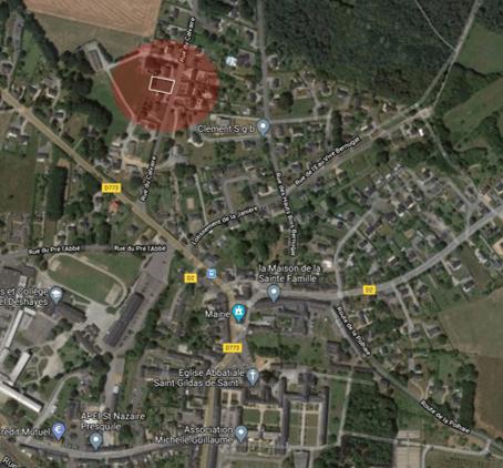Terrain – Saint-Gildas-des-Bois