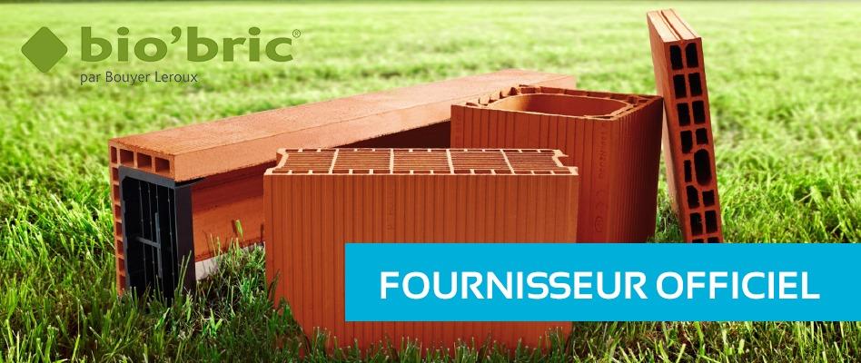 Bouyer Leroux, fournisseur officiel des briques des maisons Berthelot Constructions