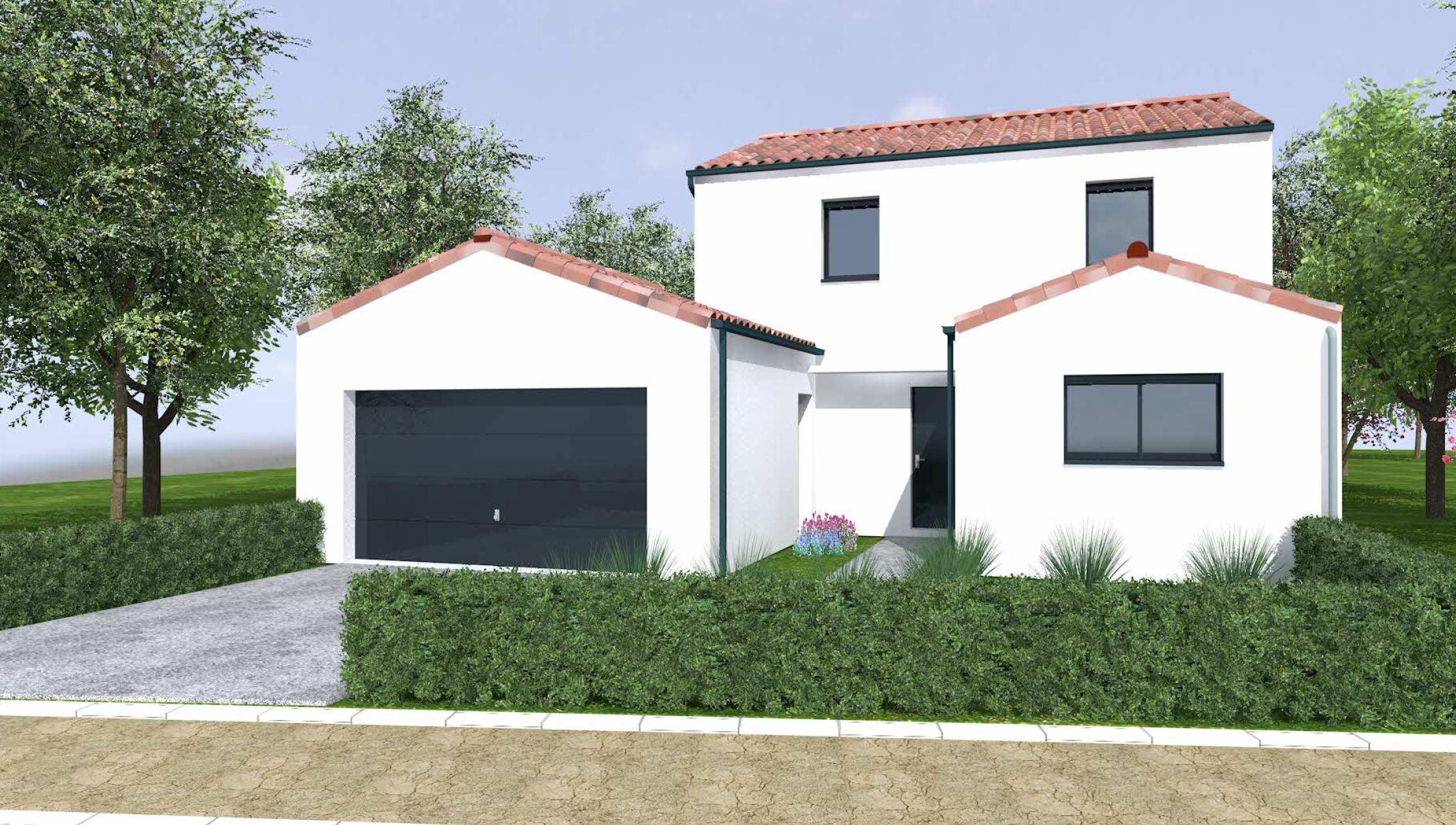 Terrain et Maison à construire – Thouaré-sur-Loire