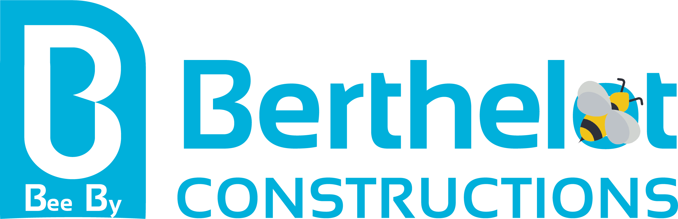 Logo Bee By Berthelot Constructions