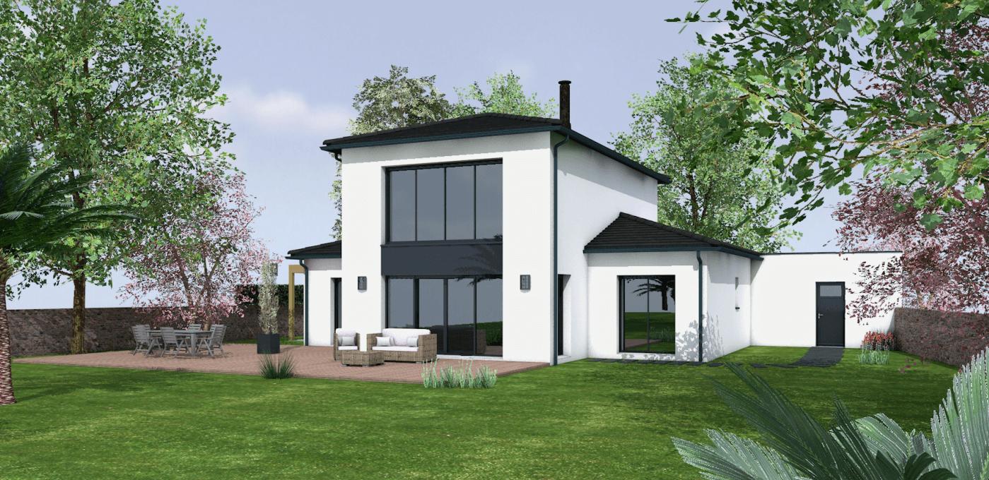 Terrain et Maison à construire – Orvault