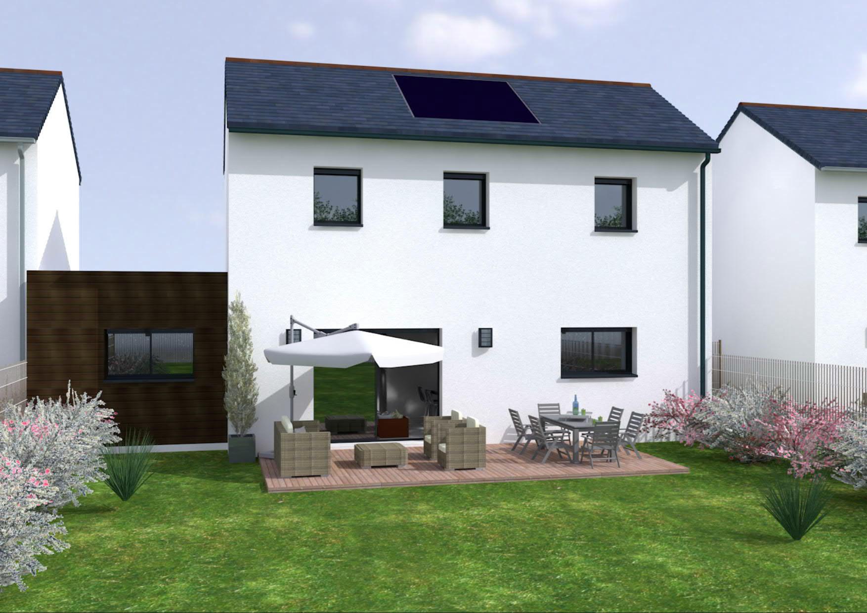 Terrain et Maison à construire – Bouvron