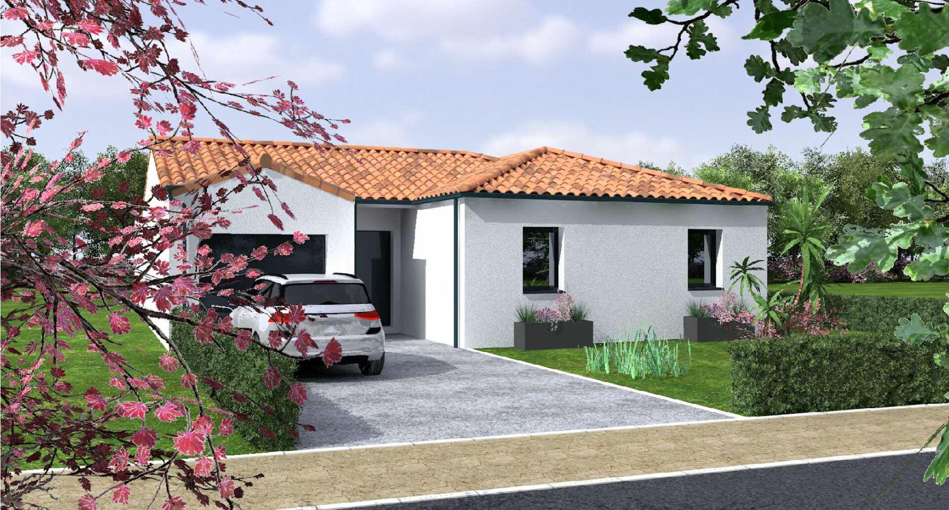 Terrain et Maison à construire – Carquefou