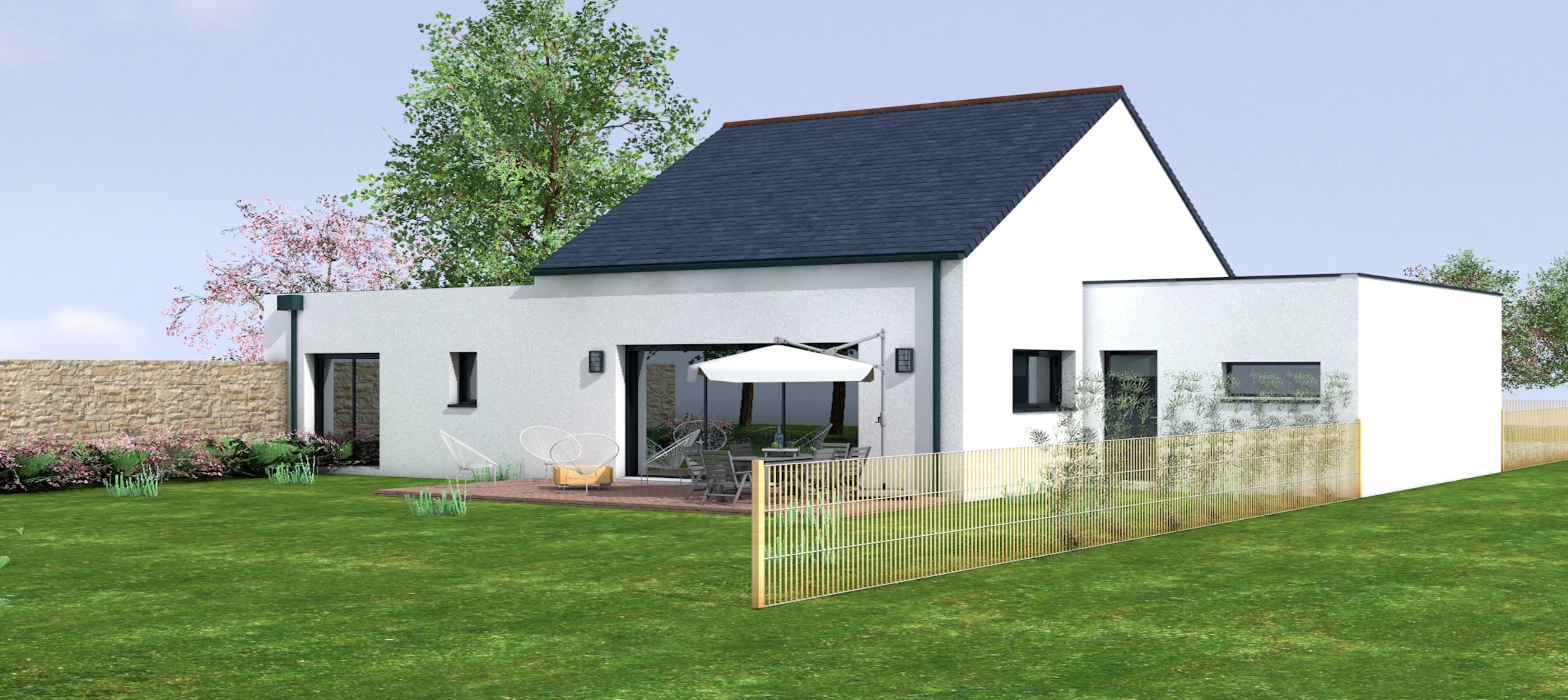 Terrain et Maison à construire – Saint-Herblain