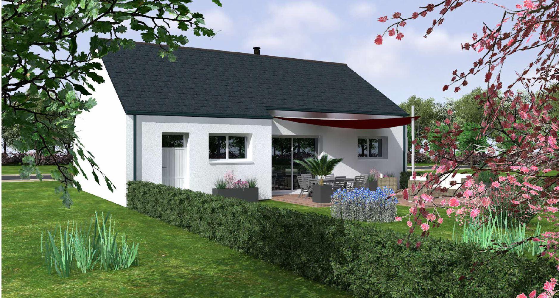 Terrain et Maison à construire – Anetz